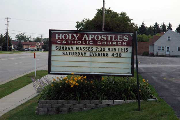 Holy Apostles